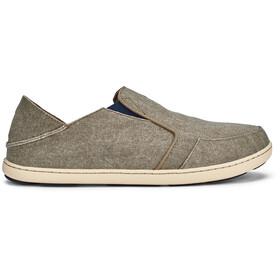 OluKai Nohea Lole Shoes Herre clay/trench blue